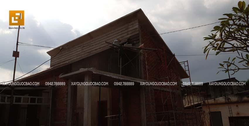 Thi công nhà phố tại nhơn Trạch - Ảnh 10