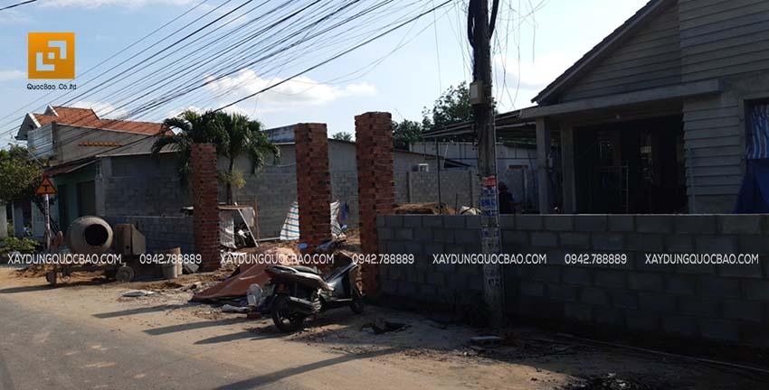 Thi công nhà phố tại nhơn Trạch - Ảnh 21