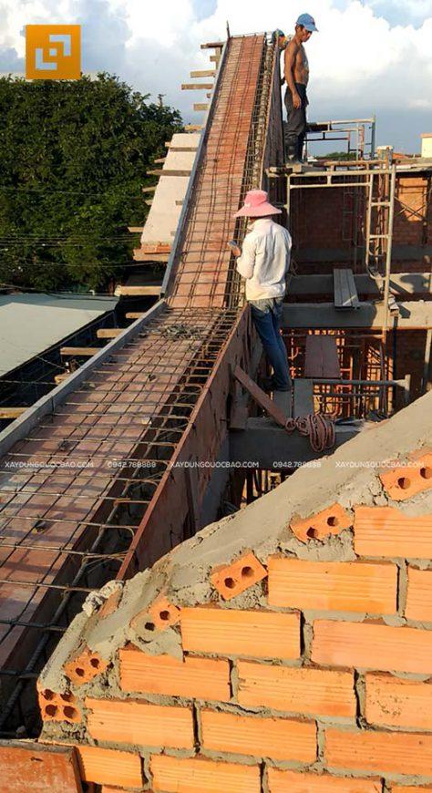 Thi công xây tường bao, tường ngăn, vách ngăn - Ảnh 4