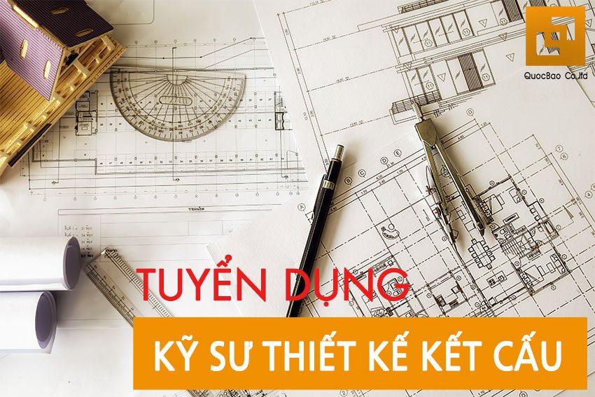 Tuyển dụng Kỹ sư Thiết kế Kết cấu tại Tp. Biên Hòa, T. Đồng Nai