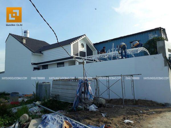 Những giai đoạn hoàn thiện nhà phố cuối cùng