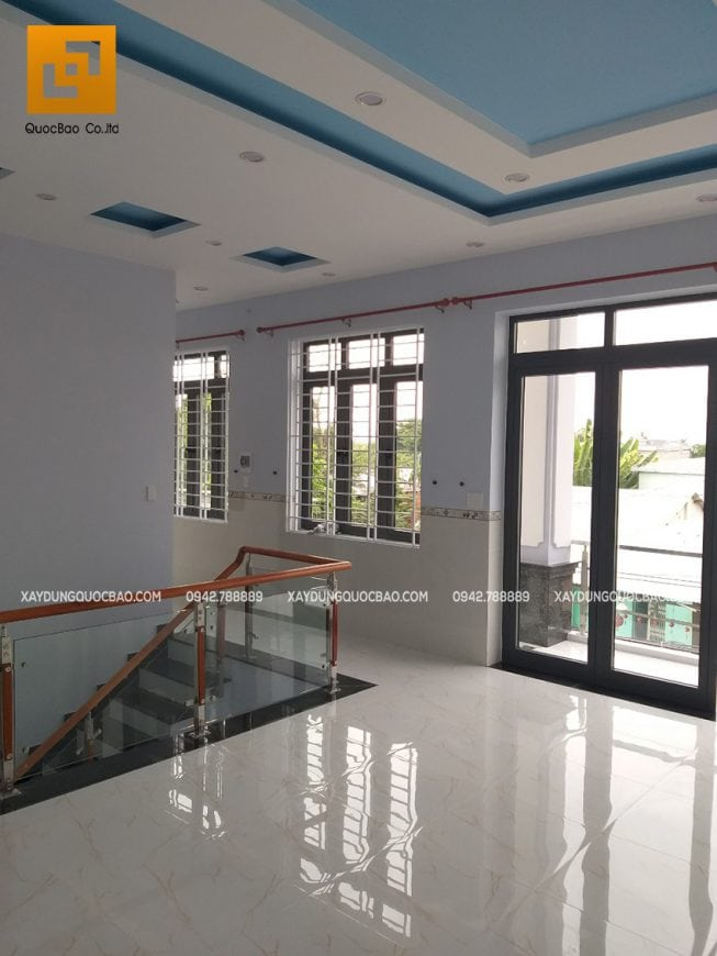 Bàn giao nhà phố hiện đại 2 tầng anh Thiện - Ảnh 13