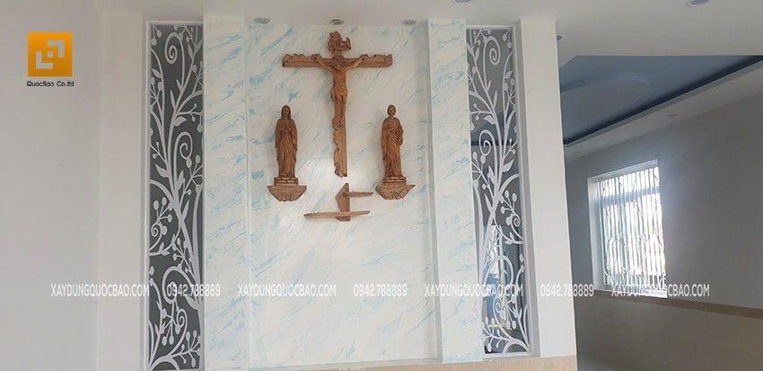 Bàn giao Biệt thự tân cổ điển tại Biên Hòa của anh Tâm - Ảnh 20