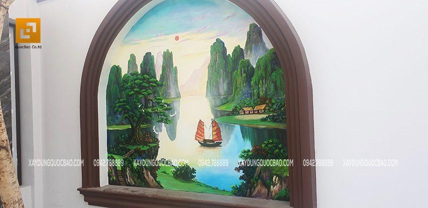 Bàn giao Biệt thự tân cổ điển tại Biên Hòa của anh Tâm - Ảnh 7