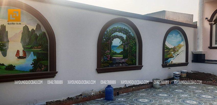 Bàn giao Biệt thự tân cổ điển tại Biên Hòa của anh Tâm - Ảnh 6