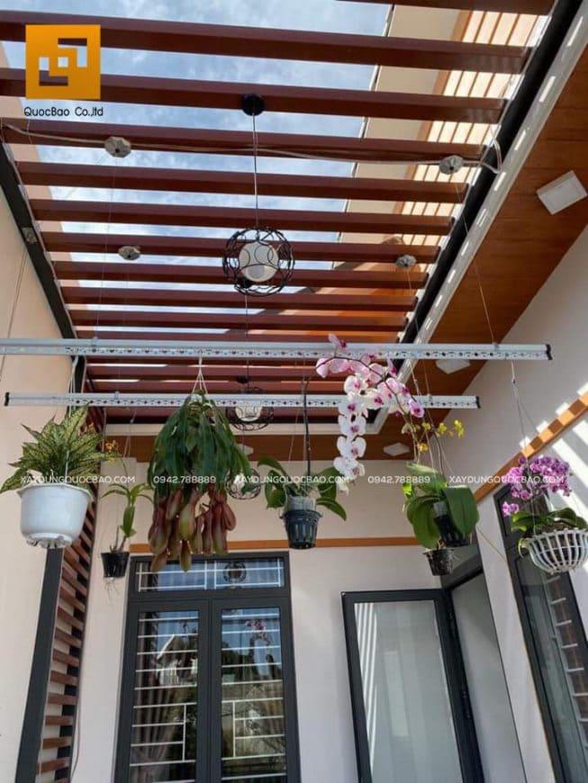 Nhà phố 2 tầng mái thái đã hoàn thiện - Ảnh 6