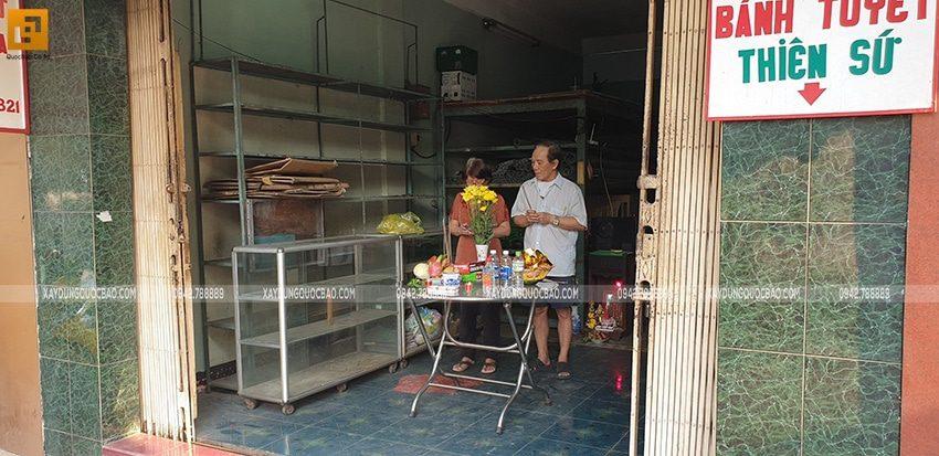 Lễ khởi công cải tạo nhà ống 2 tầng kết hợp kinh doanh cửa hàng ống nước tại Biên Hòa - Ảnh 3