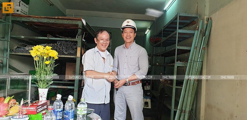 Lễ khởi công cải tạo nhà ống 2 tầng kết hợp kinh doanh cửa hàng ống nước tại Biên Hòa - Ảnh 4