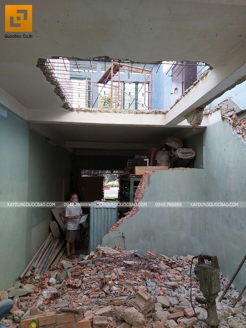 Lễ khởi công cải tạo nhà ống 2 tầng kết hợp kinh doanh cửa hàng ống nước tại Biên Hòa - Ảnh 5
