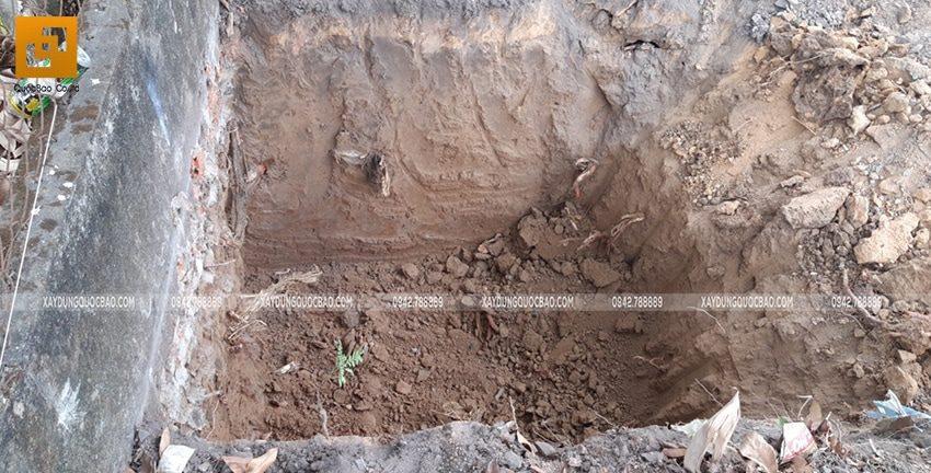 Khởi công xây dựng biệt thự nhà vườn 2 tầng chị Linh tại Nhơn Trạch - Ảnh 6