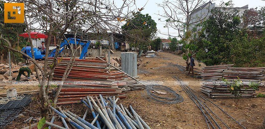 Khởi công xây dựng biệt thự nhà vườn 2 tầng tại Vĩnh Cửu - Ảnh 7