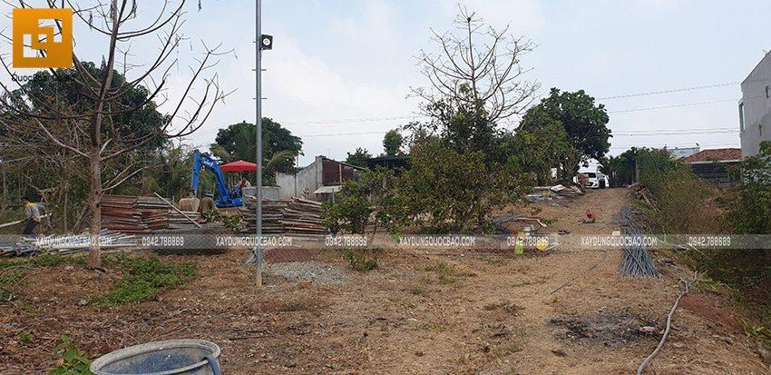 Khởi công xây dựng biệt thự nhà vườn 2 tầng tại Vĩnh Cửu - Ảnh 9