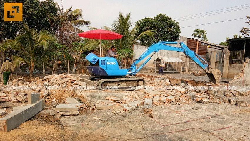 Khởi công xây dựng biệt thự nhà vườn 2 tầng tại Vĩnh Cửu - Ảnh 4