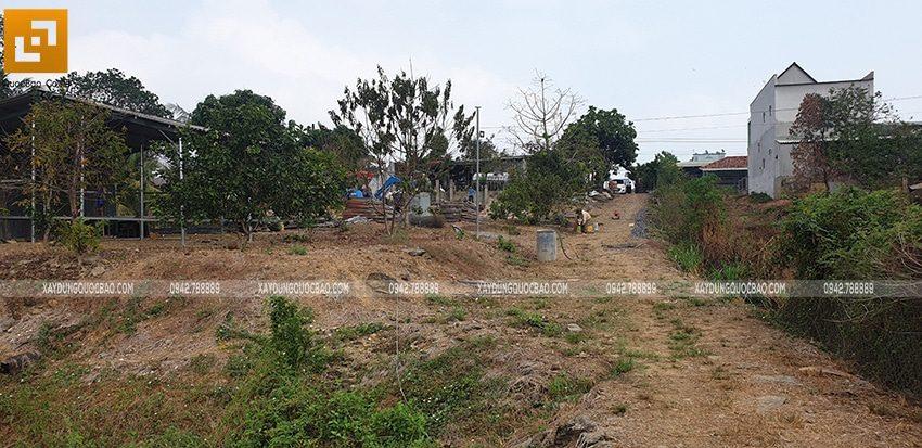 Khởi công xây dựng biệt thự nhà vườn 2 tầng tại Vĩnh Cửu - Ảnh 6