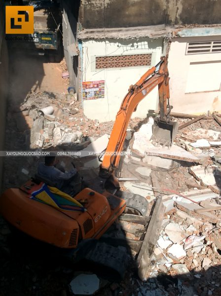 Khởi công xây dựng nhà phố 3 tầng kết hợp quán cafe tại Biên Hòa - Ảnh 12