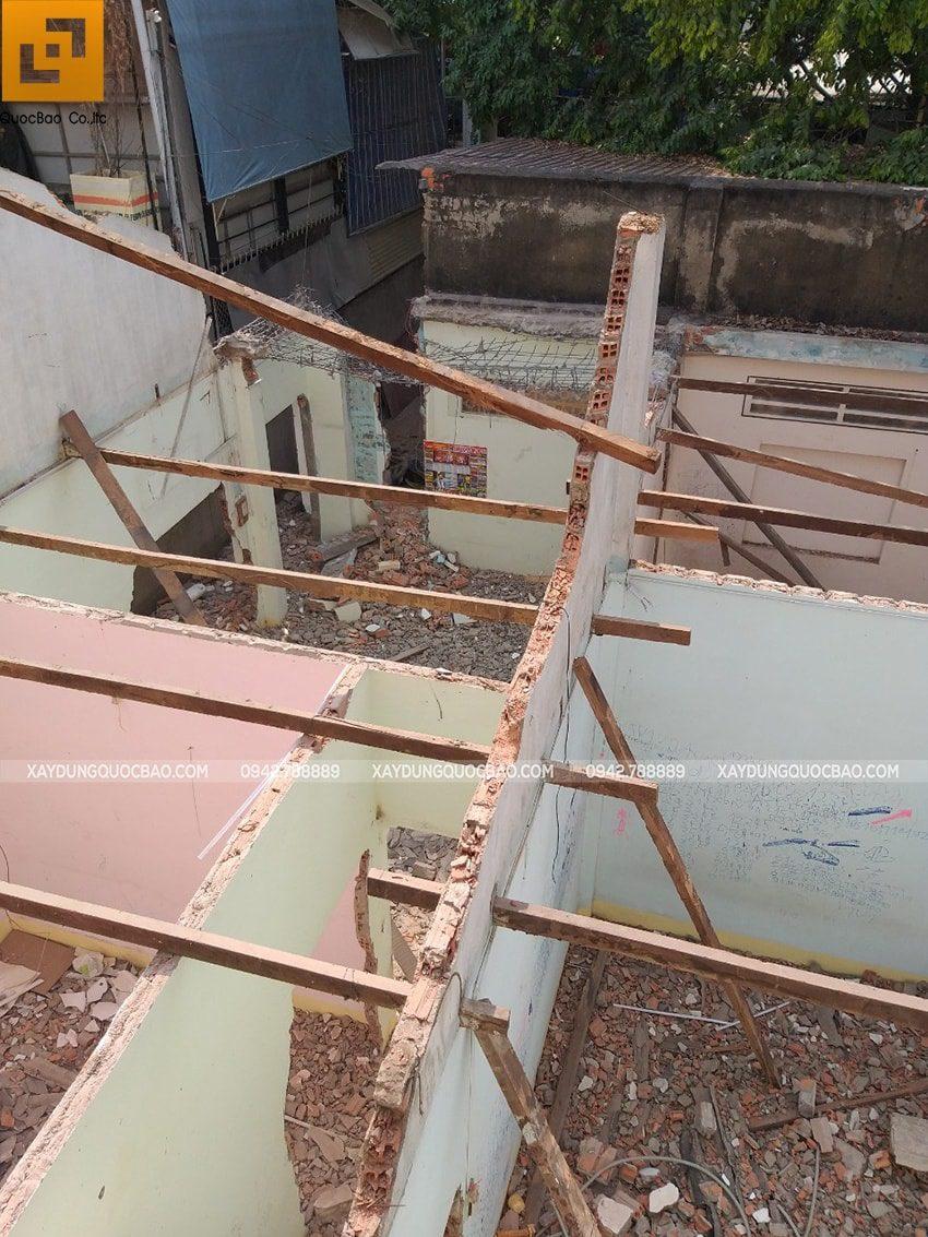 Khởi công xây dựng nhà phố 3 tầng kết hợp quán cafe tại Biên Hòa - Ảnh 7