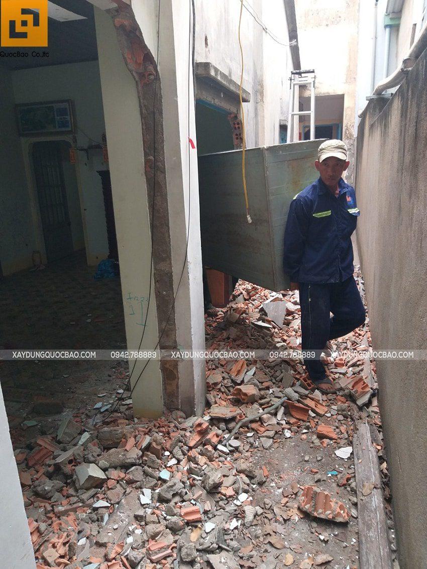 Khởi công xây dựng nhà phố 3 tầng kết hợp quán cafe tại Biên Hòa - Ảnh 5