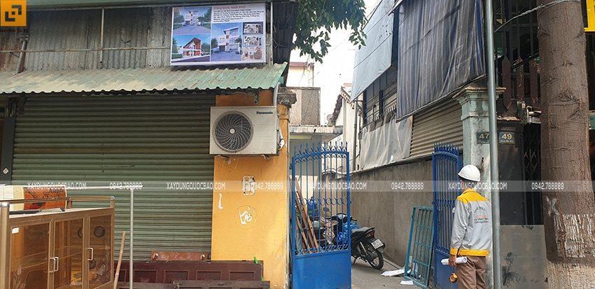 Khởi công xây dựng nhà phố 3 tầng kết hợp quán cafe tại Biên Hòa - Ảnh 11