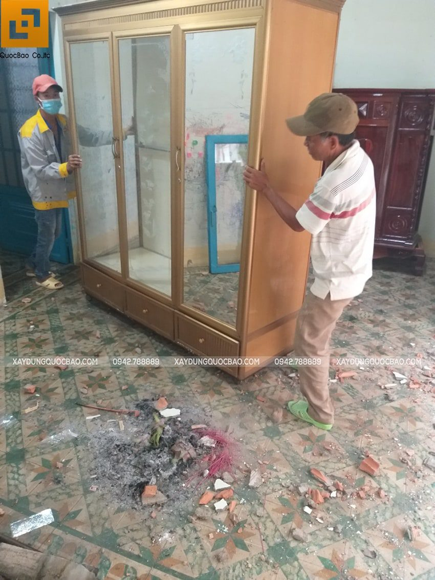 Khởi công xây dựng nhà phố 3 tầng kết hợp quán cafe tại Biên Hòa - Ảnh 4