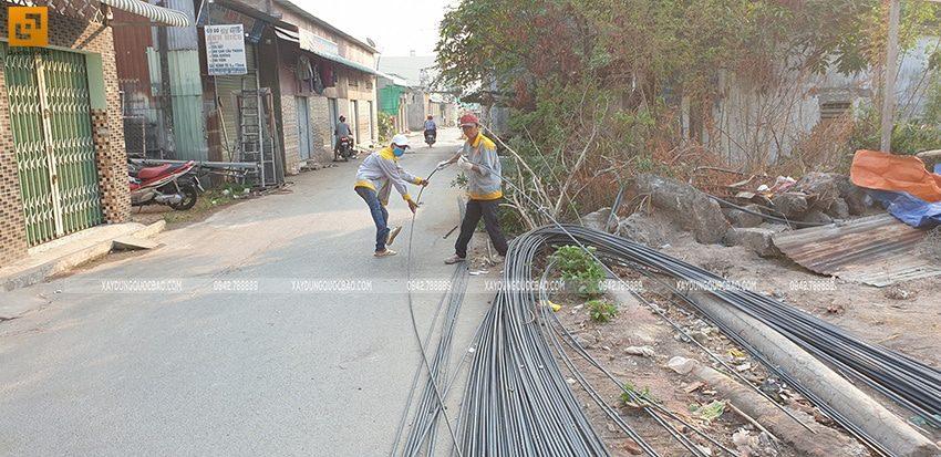 Khởi công nhà ở kết hợp kinh doanh tại Vĩnh Cửu - Ảnh 10