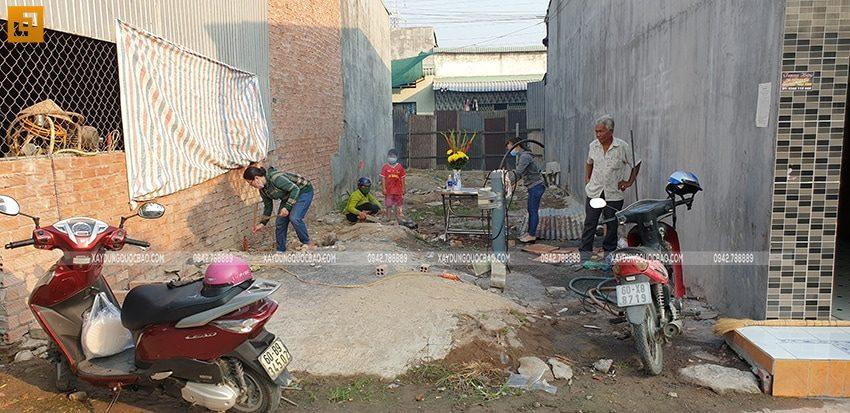 Khởi công nhà ở kết hợp kinh doanh tại Vĩnh Cửu - Ảnh 3