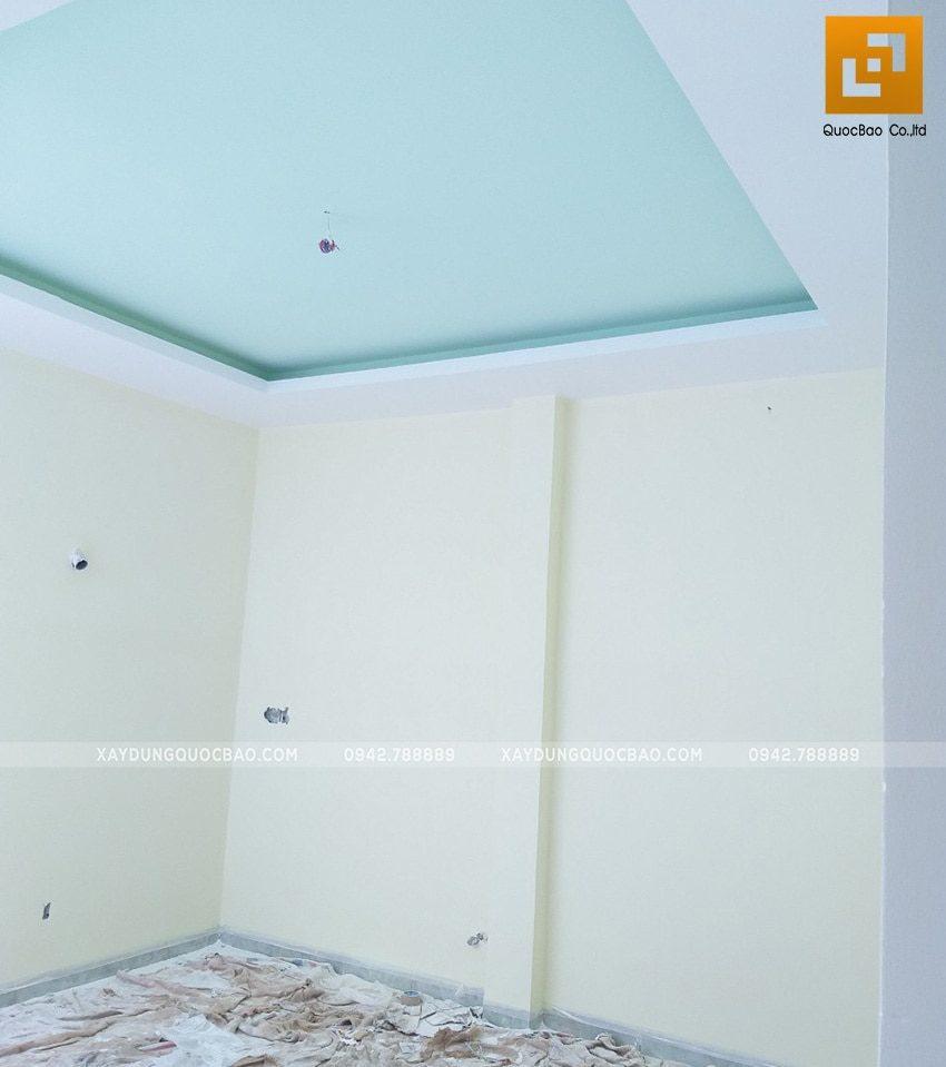 Lăn sơn nước trang trí các phòng chức năng - Ảnh 3