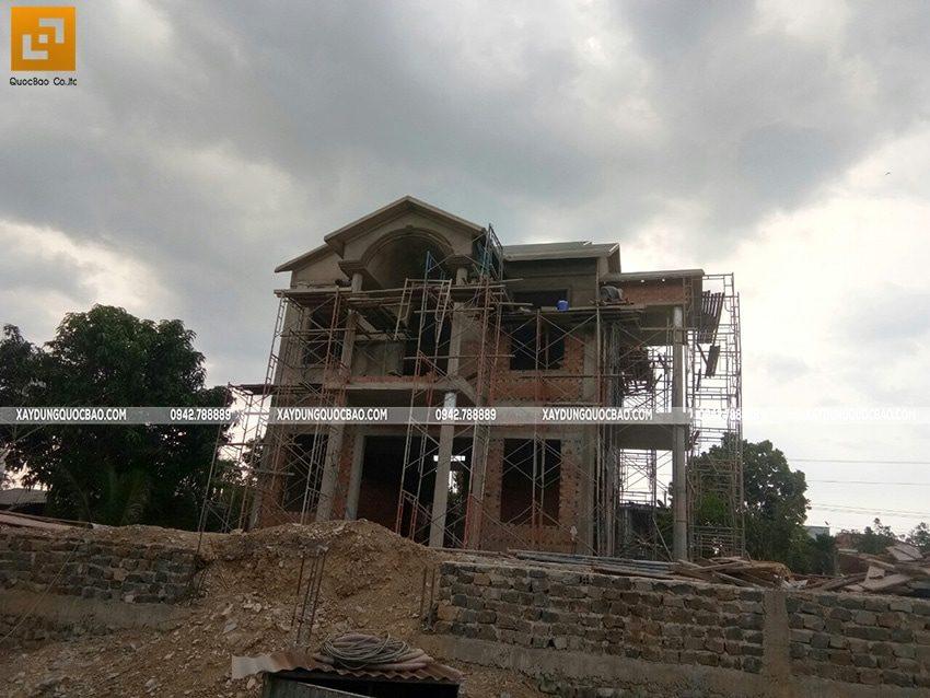 Thi công tô trát tường, dầm, sàn, cột - Ảnh 6