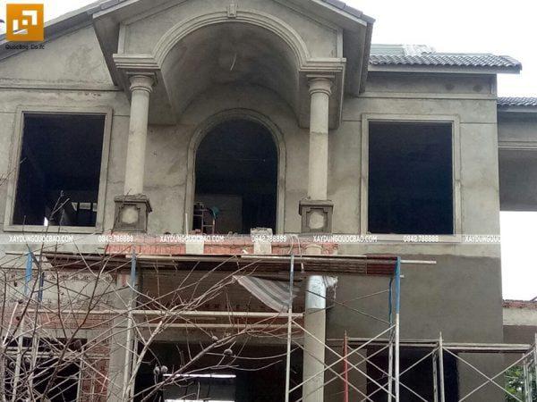 Thi công tô trát tường, dầm, sàn, cột - Ảnh 10