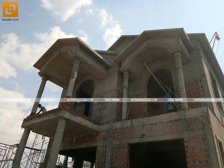 Thi công tô trát tường, dầm, sàn, cột - Ảnh 9