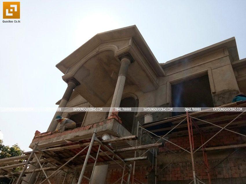 Thi công tô trát tường, dầm, sàn, cột - Ảnh 3