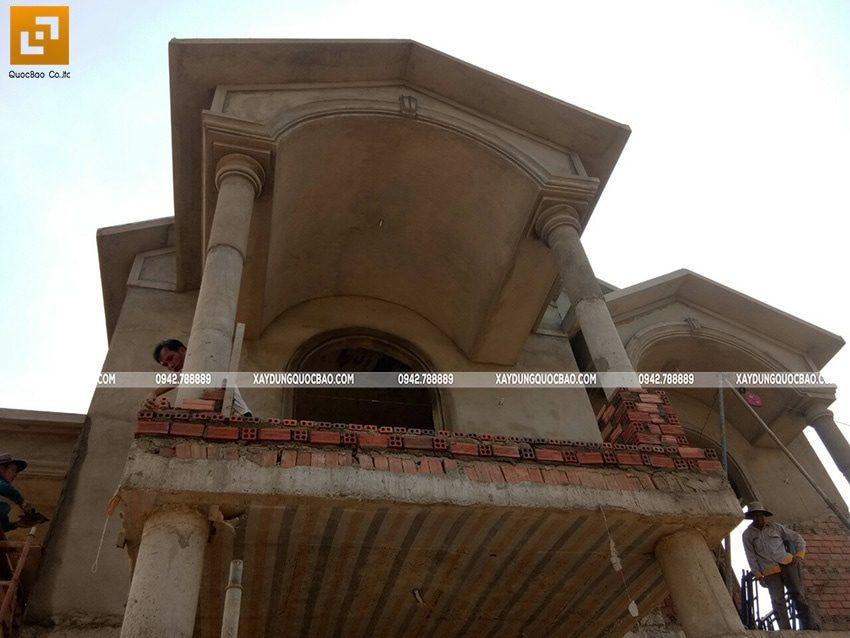 Thi công tô trát tường, dầm, sàn, cột - Ảnh 2
