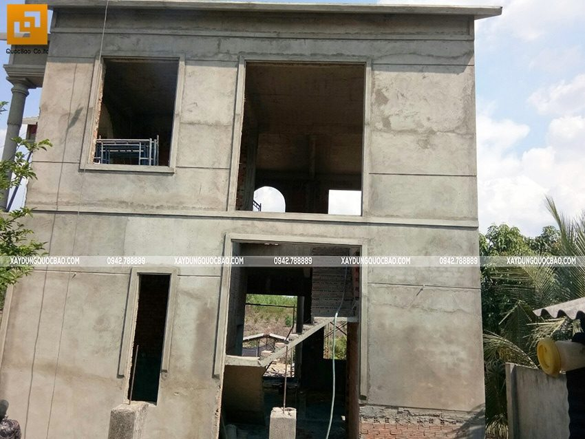 Thi công tô trát tường, dầm, sàn, cột - Ảnh 5