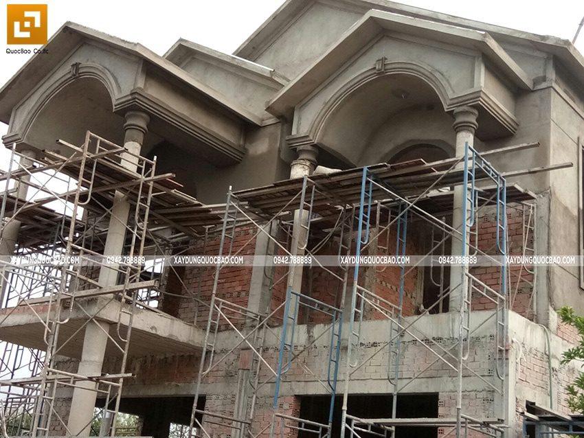 Thi công tô trát tường, dầm, sàn, cột - Ảnh 4