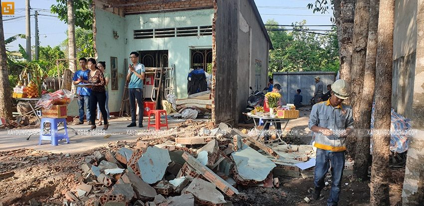 Khởi công công trình Biệt thự kiểu Nhật 2 tầng tại Biên Hòa - Ảnh 5