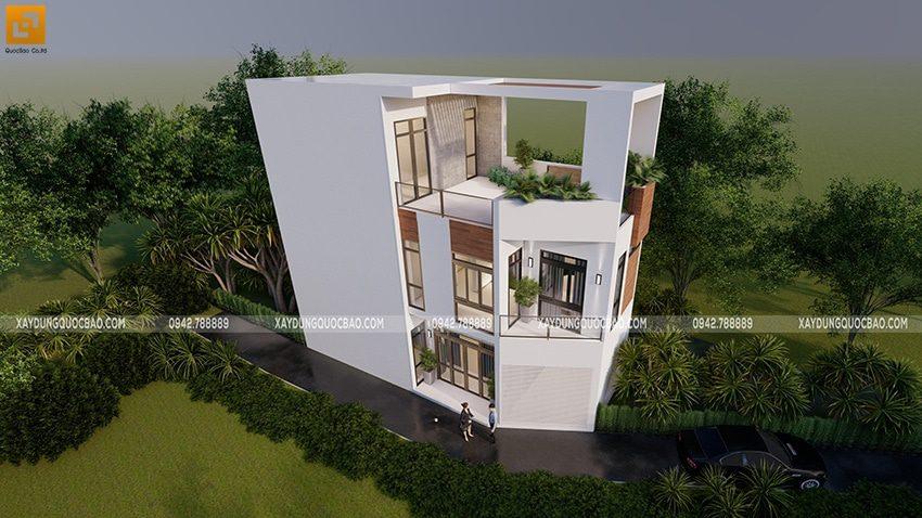 Mỗi ý tưởng thiết kế nhà của ZCONS đều hài hòa, cân đối không gian sinh hoạt thoải mái và môi trường sống trong lành, gần gũi thiên nhiên
