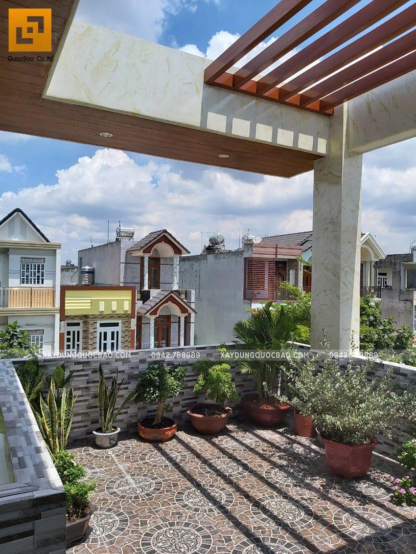 Bàn giao ngôi nhà 3 tầng của anh Tấn tại Biên Hòa, Đồng Nai - Ảnh 18