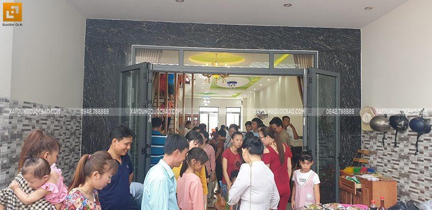 Bàn giao ngôi nhà 3 tầng của anh Tấn tại Biên Hòa, Đồng Nai - Ảnh 5