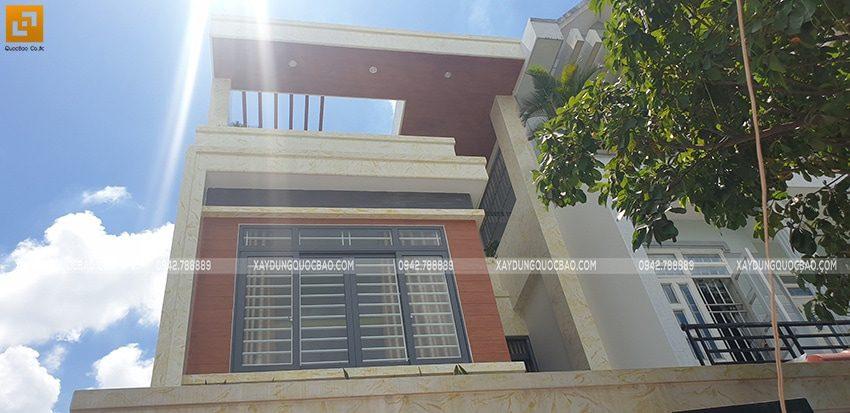 Bàn giao ngôi nhà 3 tầng của anh Tấn tại Biên Hòa, Đồng Nai - Ảnh 2
