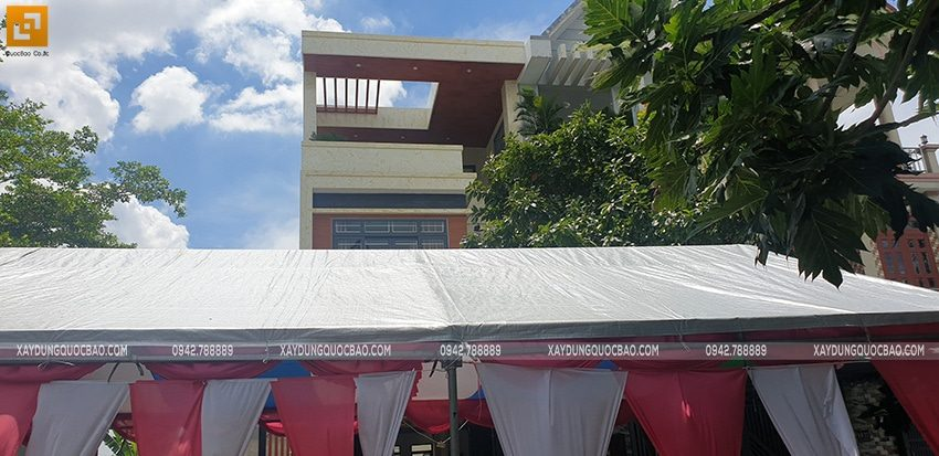 Bàn giao ngôi nhà 3 tầng của anh Tấn tại Biên Hòa, Đồng Nai - Ảnh 1