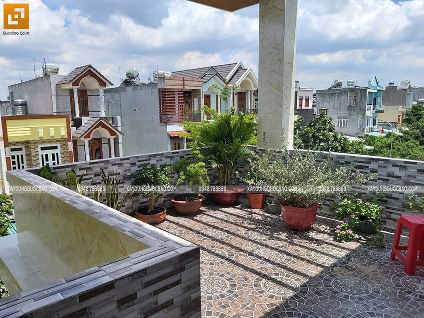 Bàn giao ngôi nhà 3 tầng của anh Tấn tại Biên Hòa, Đồng Nai - Ảnh 17