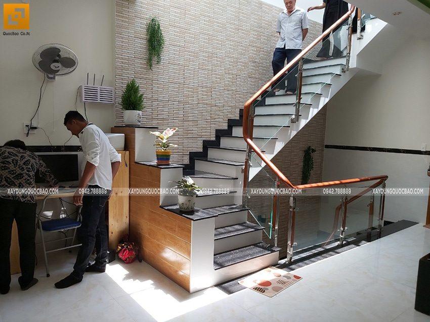 Bàn giao ngôi nhà 3 tầng của anh Tấn tại Biên Hòa, Đồng Nai - Ảnh 14