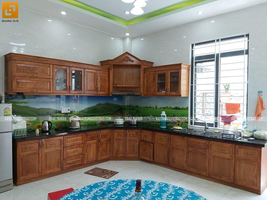 Bàn giao ngôi nhà 3 tầng của anh Tấn tại Biên Hòa, Đồng Nai - Ảnh 10