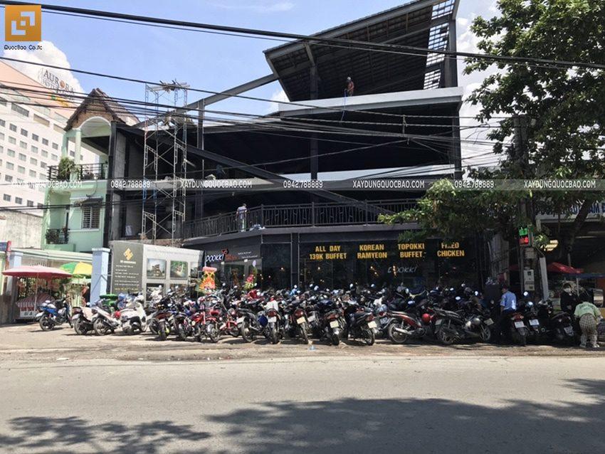 Hệ thống cửa hàng Dookki Buffet nổi tiếng của Hàn Quốc đã có mặt tại Biên Hòa, Đồng Nai