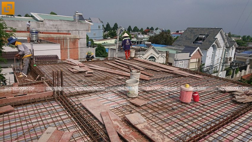 Công tác chuẩn bị trước thời điểm đổ bê tông