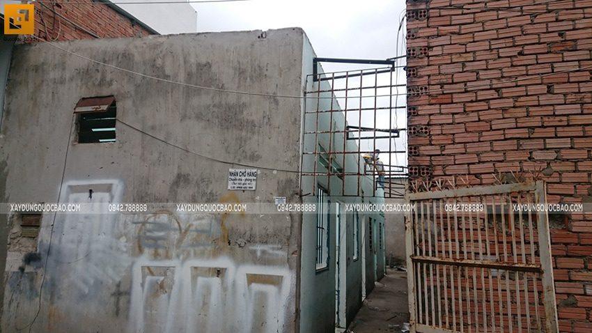 Khởi công nhà phố 3 tầng anh Cường tại Biên Hòa - Ảnh 5