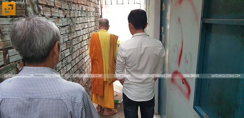 Khởi công nhà phố 3 tầng anh Cường tại Biên Hòa - Ảnh 3