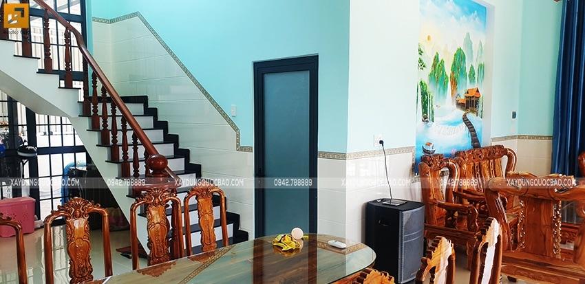 Bàn giao Biệt thự mái Thái 2 tầng tại Vĩnh Cửu - Ảnh 11
