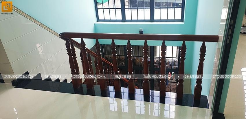 Bàn giao Biệt thự mái Thái 2 tầng tại Vĩnh Cửu - Ảnh 18