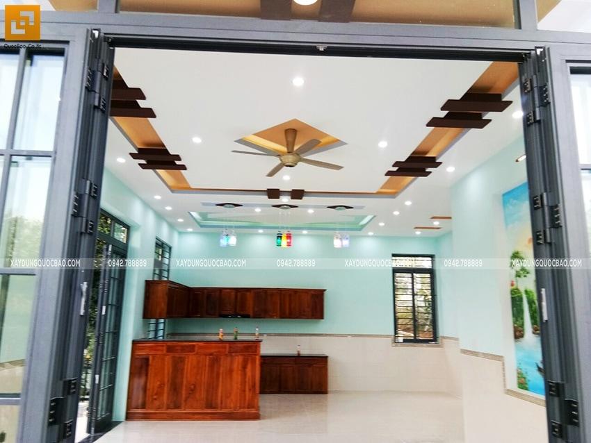 Bàn giao Biệt thự mái Thái 2 tầng tại Vĩnh Cửu - Ảnh 12