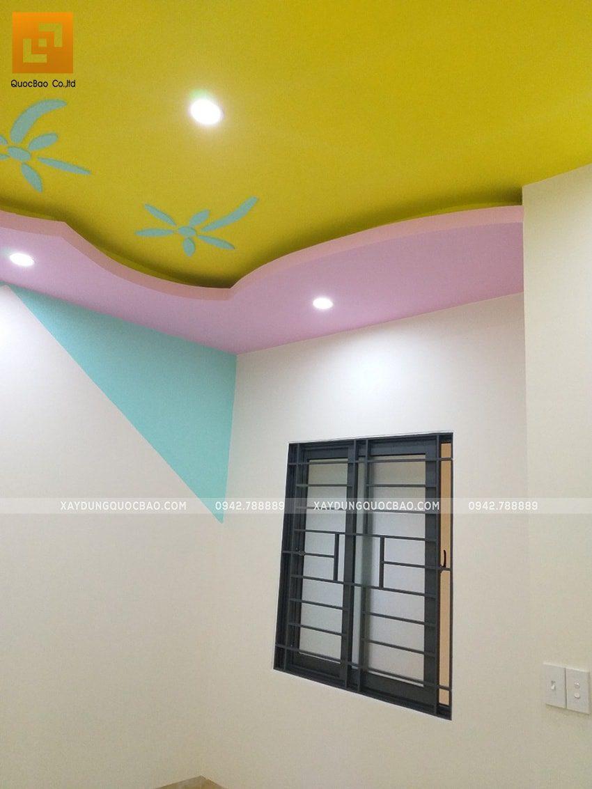 Phòng ngủ của các thành viên trong gia đình Bác sỹ Hùng - Ảnh 1